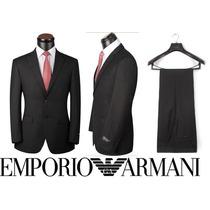 Terno Armani-100% Lã Fria-já No Brasil!