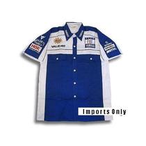 Camisa Yamaha Vr46 Racing Team - Equipe Dos Boxes