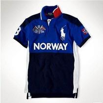 Camisas Polo Ralph Lauren, Abercrombie & Fitch E Hollister