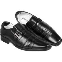 Sapato Conforto Antistress De Pelica(couro De Cabra) 010