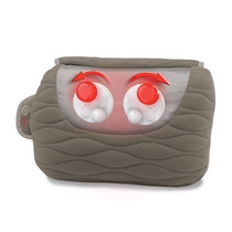 Travesseiro Almofada De Massagem Aquecimento Shiatsu Corpo