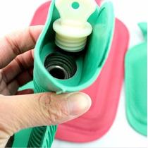 Bolsa Termica De Borracha P/ Compressa Agua Quente Fria 1 L.