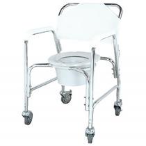 Cadeira De Rodas Banho Alumínio Frete Grátis Sp Capital