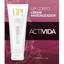 Creme Massageador Activida – Unissex 60g