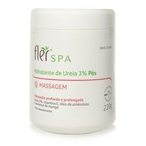 Creme Massagem /hidratante Com Ureia Para Os Pés -fler Spa