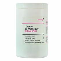 Creme De Massagem Active Plus 1kg Samana