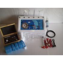 Endermo Vácuo Kit Peeling+alta Frequência+corrente Galvânica