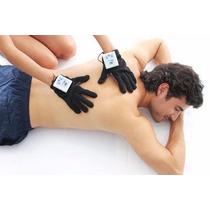 Luvas Shiatsu Massageadoras Corporal Com Vibração