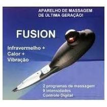 Fusion Aparelho Infravermelho De Massagem Fisiomedic