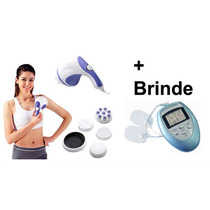 Massageador Orbital + Super Brinde & Frete Grátis
