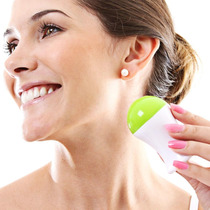 Massageador Facial, 1,5 W, Verde, Rm Relaxmedic