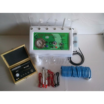 Aparelhoendermo+kit Peeling+altafrequência+correntegalvânica