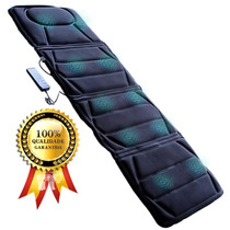 Esteira Massageadora C/ 10 Motores Vibrador Relax ++ Brinde