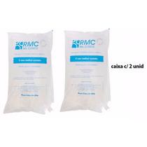 Gel Clínico De Contato Bag 5kg Cristal Rmc (caixa C/ 2 Unid)