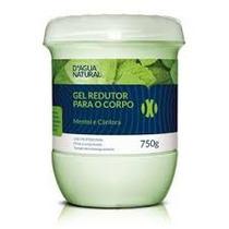 Gel Redutor Para O Copo A Base De Mentol E Cânfora 750g !!!