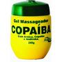 Gel Massageador Copaiba Bio 240g-12 Unidades