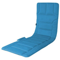Esteira Massageadora C/ 10 Motores Relaxmedic Bivolt Azul