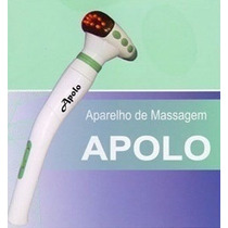 Aparelho De Massagem Elétrico Infravermelho Apolo