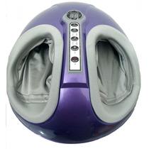 Massageador P/ Pés C Rolamentos Infravermelho E Pressão A Ar