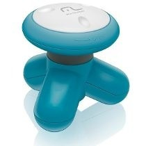 Mini Massageador Eletrico Portatil Funciona Com Usb/pilha 10