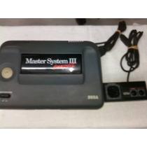 Master System 3 Com Sonic Na Memoria