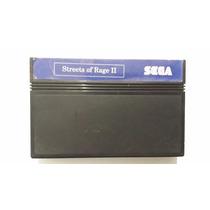 Jogo Cartucho Streets Of Rage 2 Original Master System