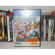 Sonic The Hedgehog Chaos (master System)
