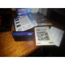 Sonic Chaos Para O Master System.
