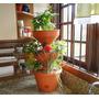 Horta Vertical - Horta Com Irrigação - Kit Para Cultivo