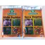 Terra + Adubo Vegetal Organico Plantas Hortaliças Flores 2kg