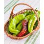 Big Chili Pepper Pimenta Gigante Pimentão Pimentões Sementes