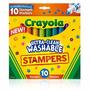 Crayola Canetinha Lavável Mini Carimbos 588148