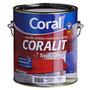 Tinta Coral Esmalte Coralit Transparente Galão 3,6 Litros