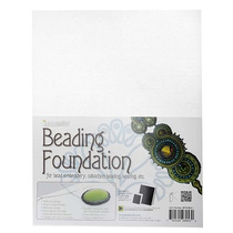 Beadsmith Fundação De Missangas Para O Bordado- Branco (4)