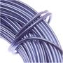 Fio Lilás Roxo Arte Alumínio 12 Medida (11.8 Metros