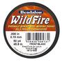 Fio Wildfire Thermal Para Bijuteria .15mm Branco 50 Jardas