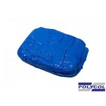 Massa De Biscuit Polycol Azul Marinho 1kg