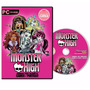 Dvd - Monster High - Silhouette / Scan N Cut / Cricut