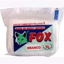 Massa De Biscuit Fox Branca 1kg