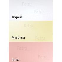 Papel Majorca, Aspen, Ibiza 180g/m2 Com 100 Fls