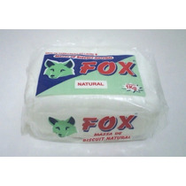 Massa De Biscuit Fox Natural 1kg