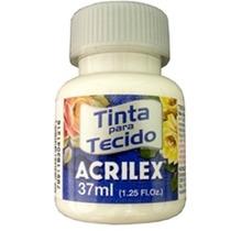 Tinta Para Tecido Fosca 37ml Clareador - Acrilex