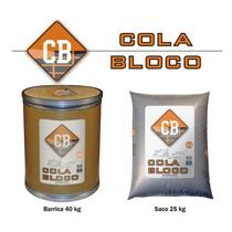 Cola Bloco - Argamassa Polimérica R$ 14,00 5 Kg