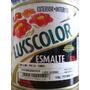 Tinta Esmalte Premium Plus Preto Fosco 1/16 Lukscolor