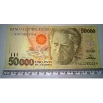 Cinquenta Mil Cruzeiros Numismática N°2161