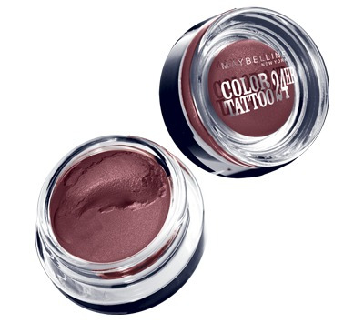 Maybelline sombra color tattoo 24hr pomegranate punk r for Maybelline color tattoo in pomegranate punk