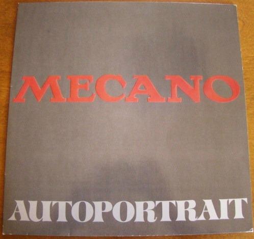 Mecano Autoportrait Dutch Disco Novo - Colecionador