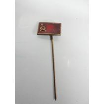 Pin Insignia Antiga União Soviética Esmaltado