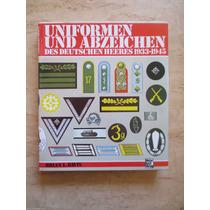 Medalhas E Uniformes Do Exercito Alemão 1933-45