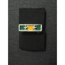 Barreta Militar De Tempo De Serviço Militar ( 20 Anos)